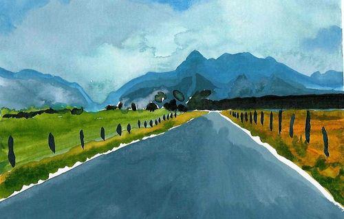 Scott Mulholland Fine Art